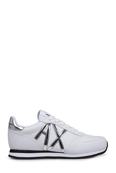 Armani Exchange Kadın Beyaz Günlük Ayakkabı