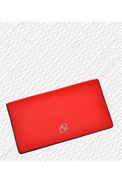 DSN C29108 Bayan Cüzdan Red