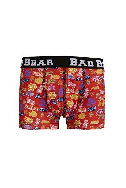 Bad Bear Joy Uw Turuncu Kısa Boxer