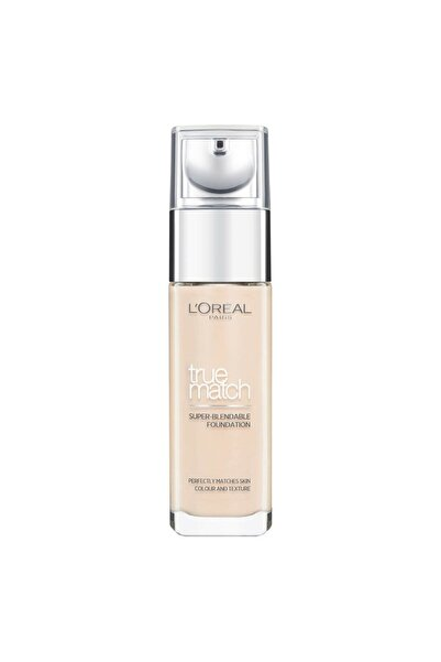 L'Oreal Paris Fondöten - True Match Foundation 1N Ivory 3600522862383