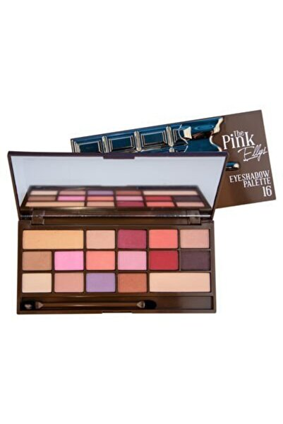 The Pink Ellys 16'lı Palette Far 08 Parlova 8682340190638