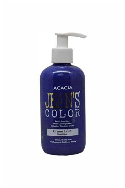 Acacia Saç Boyası - Jean's Color Saç Boyası Mavi R��ya 250 Ml 8680114782850