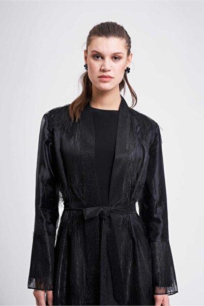 Orhan Kadın Siyah İkili Takım 1103