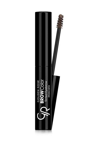 Golden Rose Kaş Maskarası - Brow Color Tinted Eyebrow Mascara No: 02