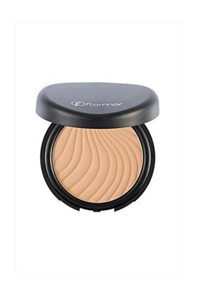 Flormar Pudra - Wet & Dry Compact Powder No: 08