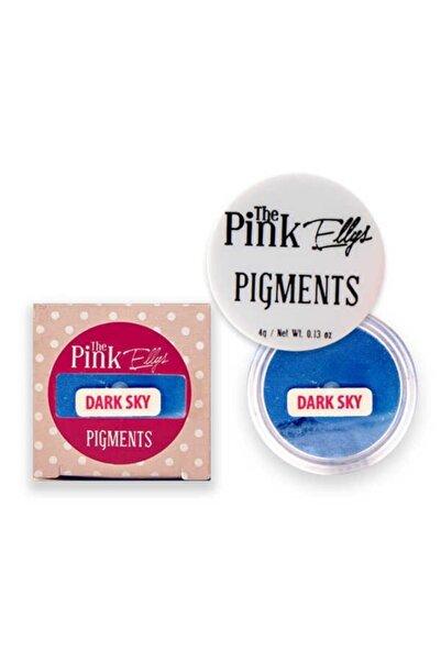 The Pink Ellys Pigments Dark Sky  Mavi Göz Farı