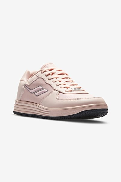 Lescon Kadın Pembe Sneakers Ayakkabı 6616