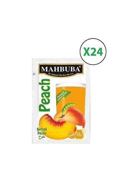Mahbuba Şeftali Soğuk Toz Içecek Meyve Suyu 24 X 1.5 Litre