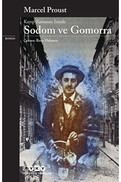 Yapı Kredi Yayınları Kayıp Zamanın Izinde 4 Sodom Ve Gomorra