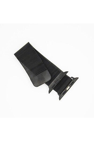 Apex Mopal 40-38 Mm Siyah Metal Akıllı Saat Kordon