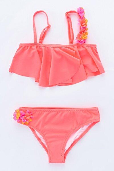 Penti Kız Rosy Tek Omuz Bikini Takımı