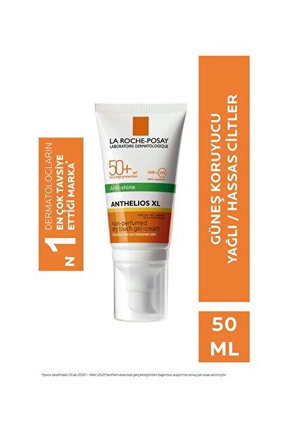 Anthelios Dry Touch Yüz Güneş Kremi Karma/Yağlı Ciltler Spf50+ Yuksek Koruma 50 ml 3337875546430