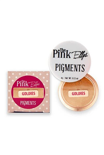 The Pink Ellys Pigments Goldies