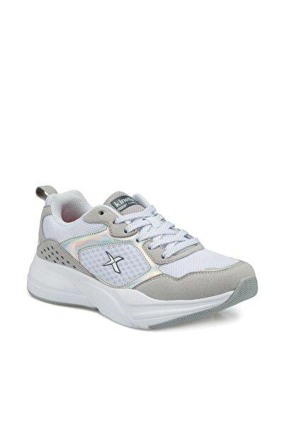 Kinetix Beyaz Kadın Yürüyüş Ayakkabısı WESLEY W