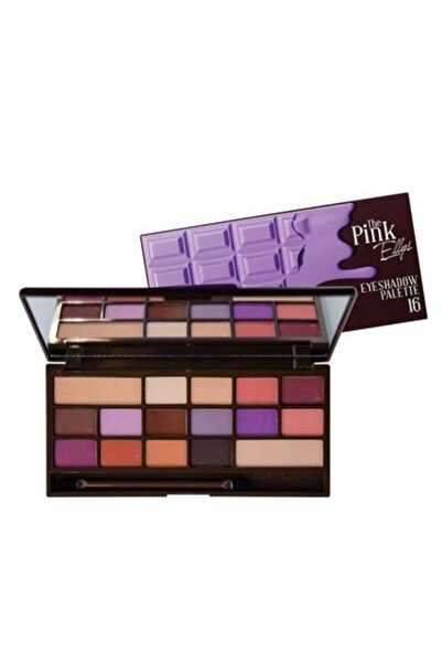 The Pink Ellys 16'lı Palette Far 02 Cheesecake Göz Farı