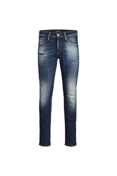 Jack & Jones Jack Jones Glenn Model Dar Kesim Erkek Kot Pantolon 12156676