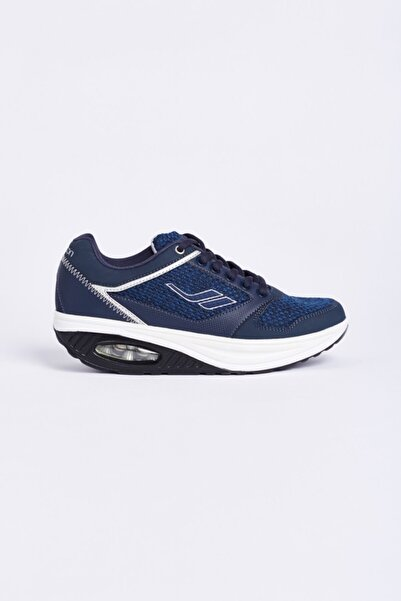 Lescon L-5121 Lacivert Kadın Sneaker Ayakkabı