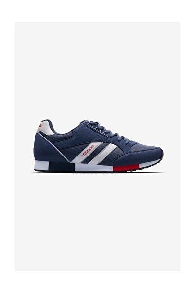 Lescon Boston Lacivert Erkek Sneaker Ayakkabı