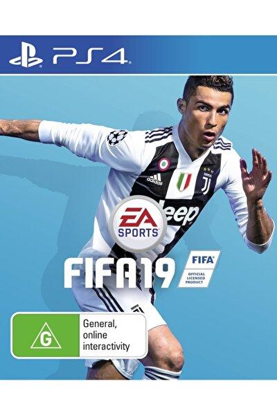 EA Sports Ps4 Fifa 19 Oyun