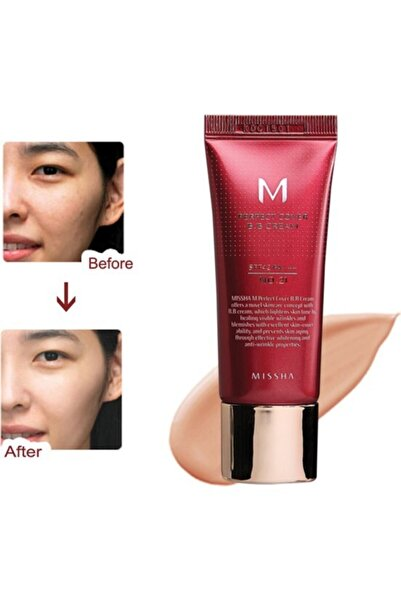 Mıssha M Perfect Cover Bb Cream No: 23 ( 20 Ml )