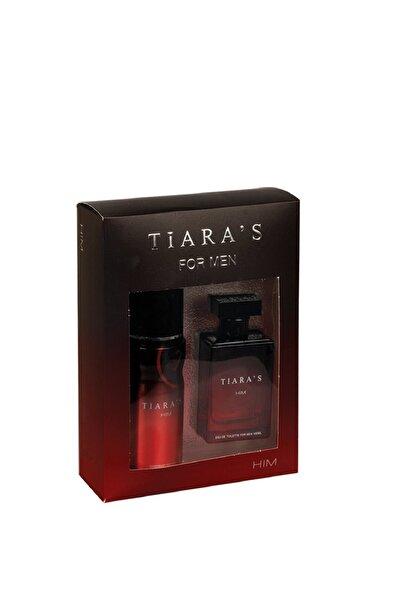 Edt 100 Ml + 150 Ml Deodorant Erkek Parfüm Seti 8698438302098