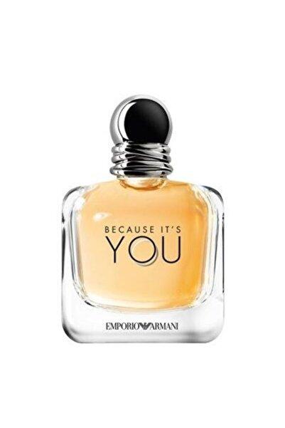 Because It's You Edp 100 Ml Kadın Parfümü