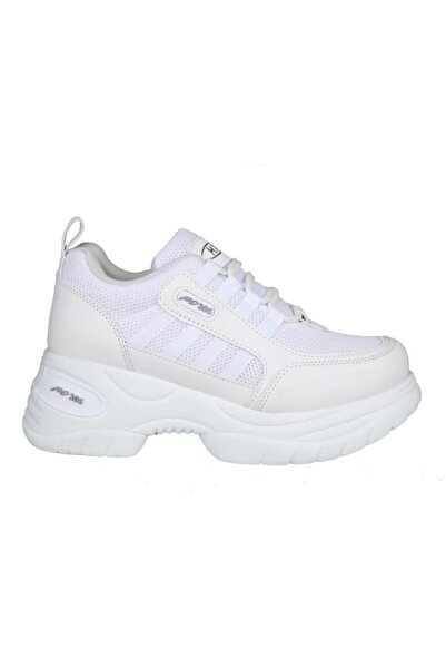 MP New Sports Casual Beyaz Unisex Sneakers 201-1277zn 305
