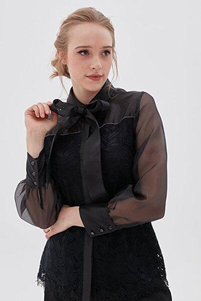 Kayra Bluz-siyah Ka-b20-10072-12