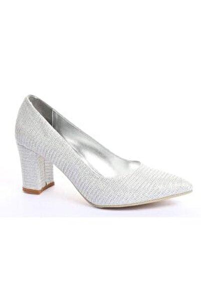201-11p Kadın Topuklu Ayakkabı