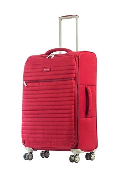 IT LUGGAGE Orta Boy Valiz It2148-m Kırmızı