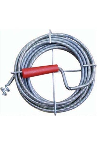 Dost Çelik Kanalizasyon Ve Atık Boru Açma Teli 15 Mt Bükülebilir Kanalizasyon Temizleme Teli 15 Metre