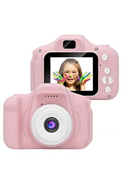 BLUE İNTER Mini 1080p Hd Kamera Çocuklar Için Dijital Fotoğraf Makinesi Cmr9