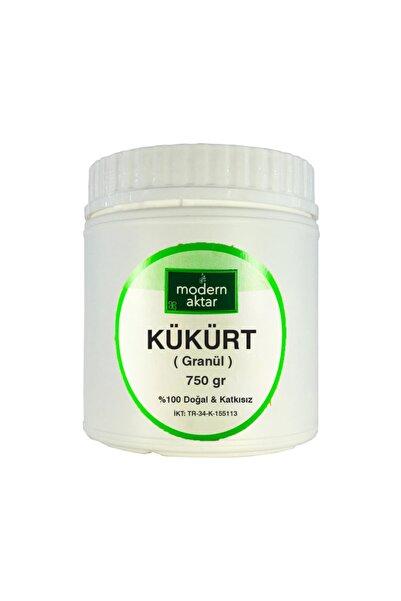 modern aktar Kükürt Granül 750 gr