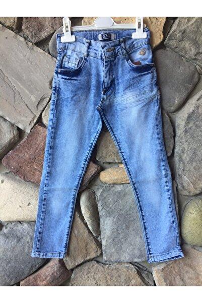 Elif Bebe Çocuk Likralı Pantolon