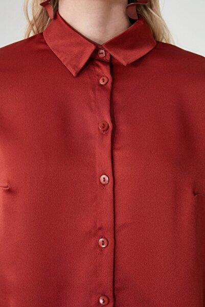 Kiremit Basic Gömlek TWOAW20GO0465