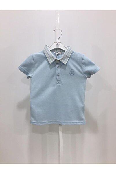 Monna Rosa Erkek Çocuk Polo T-shırt
