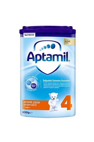Aptamil 4 Devam Sütü 800 g