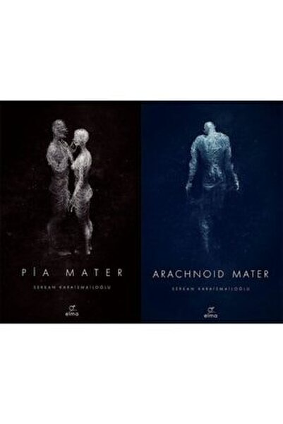 Pia Mater / Arachnoid Mater 2 Kitap Set