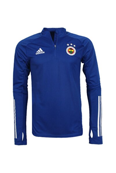 adidas Erkek Mavi Fenerbahçe Fenerium 2020/21 A Takım Serisi Antrenman Ceket