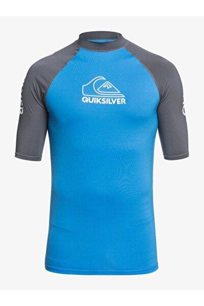 Quiksilver Eqywr03230-bmm0 Ontourss M Sfsh Erkek Yüzücü T-shirt