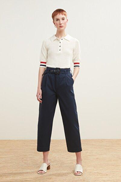 Mudo Kadın Lacivert Pantolon 375621