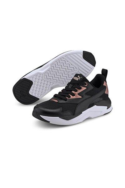 Puma X-ray Lite-kadın Spor Ayakkabı- Black-rose Gold-37473701
