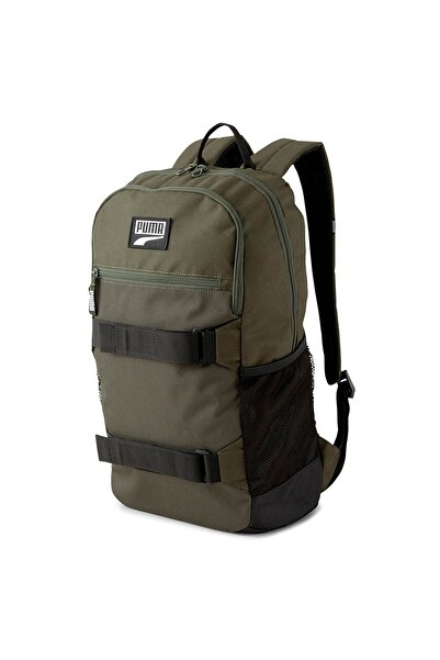 Puma Unisex Sırt Çantası - Deck Backpack Forest Night - 07690508