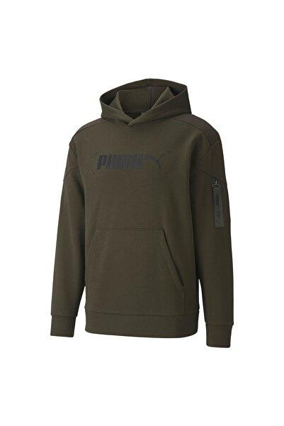 Puma Erkek Yeşil Sweatshirt