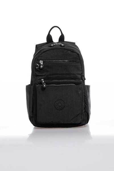 SMART BAGS Smb3068-0001 Siyah Kadın Sırt Çantası