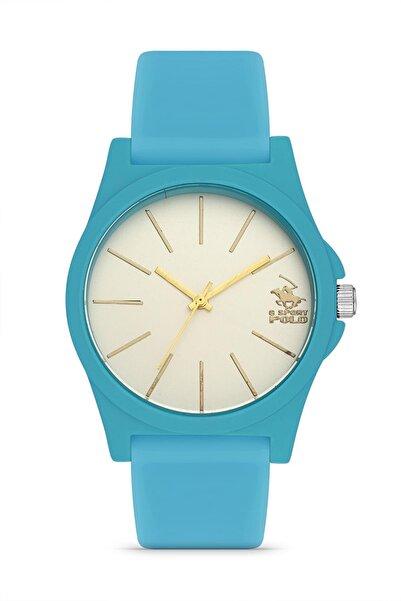 Kadın Kol Saati Ybe15091 Silikon Mavi