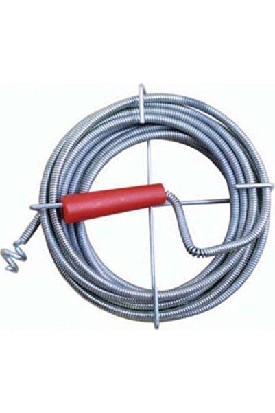 Dost Çelik Kanalizasyon Ve Atık Boru Açma Teli 5 Mt Bükülebilir Kanalizasyon Temizleme Teli