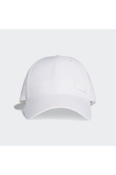 Unisex Beyaz Classic Six panel Lightweight Şapka Bk0789