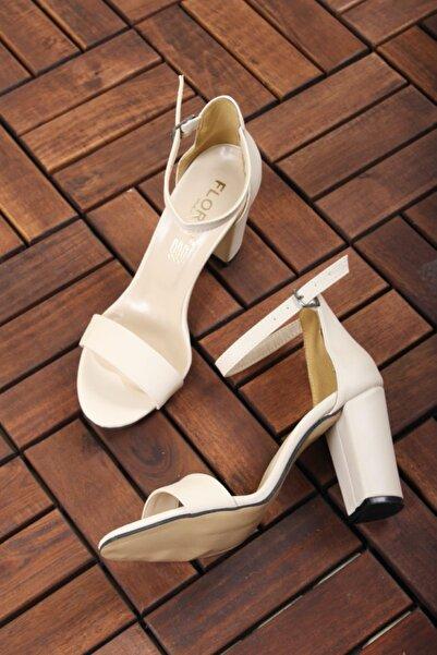 Oksit Florin 313 Yüksek Kadın Topuklu Ayakkabı