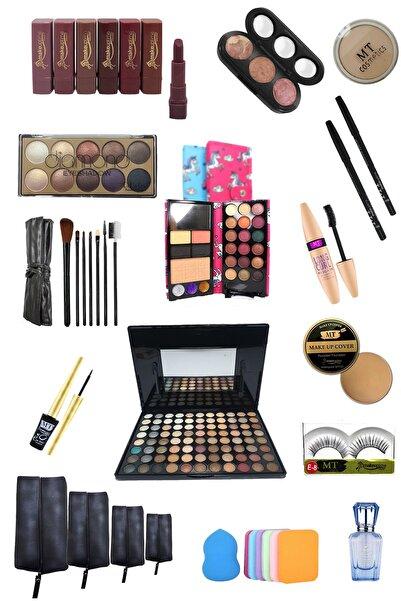 Makeuptime Tikatti Gelin Çeyiz Makyaj Seti Açık Ten